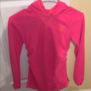 Girls Nike hooded thermal